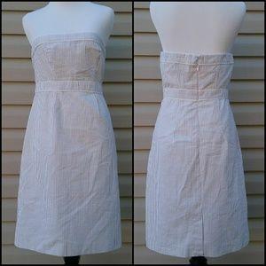 Merona strapless dress
